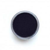 Synthetic Indigo pigment in a 15ml jar.