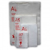 Khadi White Rag Paper Packs 150gsm