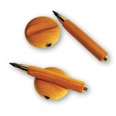 Clutch Pencil with Sharpener Stand