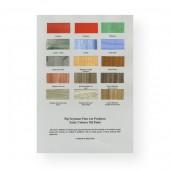Pip Seymour Early Oils Colour Chart