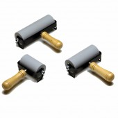 Superior Medium Soft Rubber Rollers