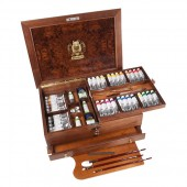 Schmincke Mussini Luxury Wooden Chest