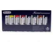 Schmincke Norma Set 8 x 35 ml tubes