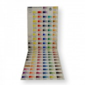 Schmincke Hand Painted Watercolour Chart