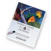 Sennelier 24 Landscape Oil Pastels