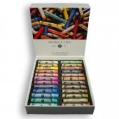 Sennelier Set 24 Iridescent pastels
