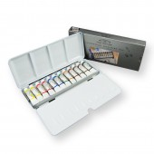 Winsor & Newton Lightweight Box 12 x 5ml Tubes
